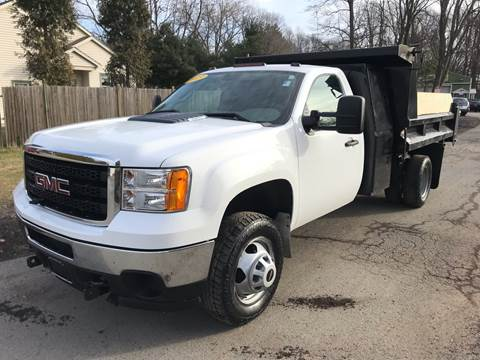 2013 GMC C/K 3500 Series for sale in Tillson, NY