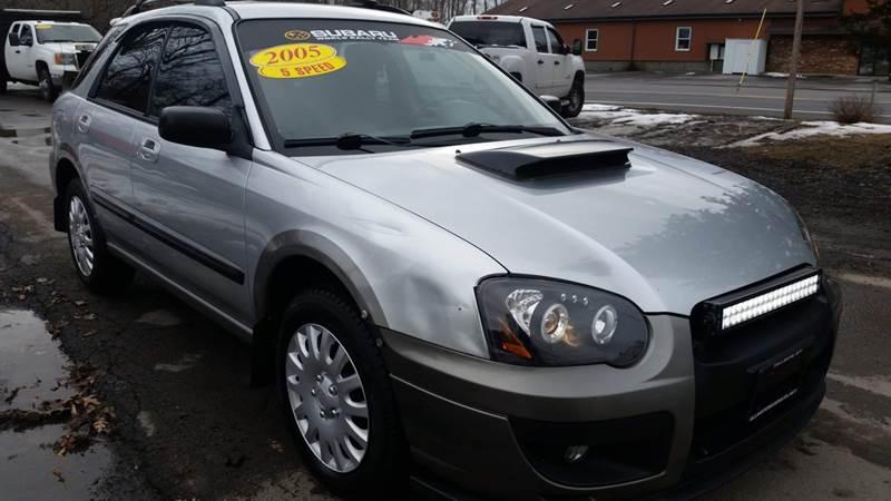 2005 Subaru Impreza Awd Outback Sport 4dr Wagon In Tillson Ny All