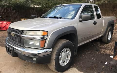 2005 Chevrolet Colorado for sale at ALL Motor Cars LTD in Tillson NY