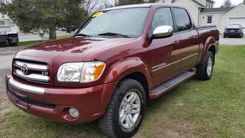 2005 Toyota Tundra for sale at ALL Motor Cars LTD in Tillson NY