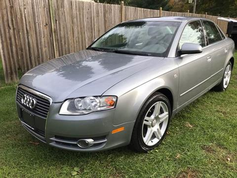 2007 Audi A4 for sale at ALL Motor Cars LTD in Tillson NY