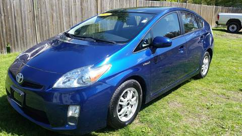 2010 Toyota Prius for sale at ALL Motor Cars LTD in Tillson NY