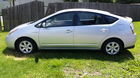 2007 Toyota Prius for sale at ALL Motor Cars LTD in Tillson NY