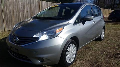 2015 Nissan Versa Note for sale at ALL Motor Cars LTD in Tillson NY