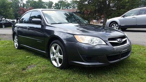 2009 Subaru Legacy for sale at ALL Motor Cars LTD in Tillson NY