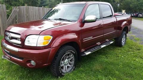 2004 Toyota Tundra for sale at ALL Motor Cars LTD in Tillson NY