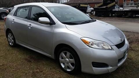 2009 Toyota Matrix for sale at ALL Motor Cars LTD in Tillson NY