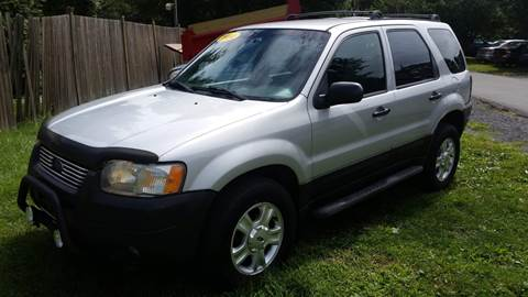2004 Ford Escape for sale at ALL Motor Cars LTD in Tillson NY