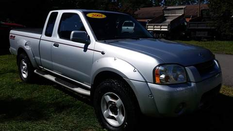 2001 Nissan Frontier for sale in Tillson, NY