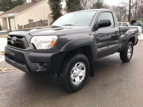 2012 Toyota Tacoma for sale at ALL Motor Cars LTD in Tillson NY