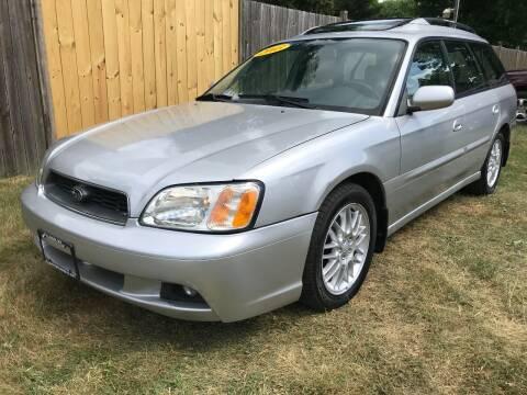 2003 Subaru Legacy for sale at ALL Motor Cars LTD in Tillson NY