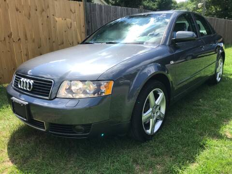 2005 Audi A4 for sale at ALL Motor Cars LTD in Tillson NY