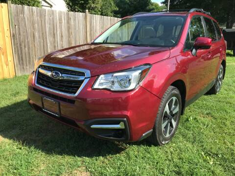 2017 Subaru Forester for sale at ALL Motor Cars LTD in Tillson NY