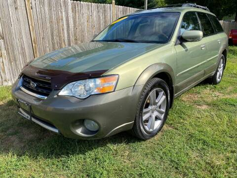 2006 Subaru Outback for sale at ALL Motor Cars LTD in Tillson NY