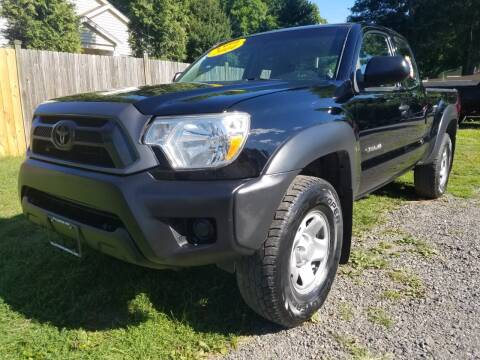 2014 Toyota Tacoma for sale at ALL Motor Cars LTD in Tillson NY