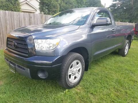 2007 Toyota Tundra for sale at ALL Motor Cars LTD in Tillson NY