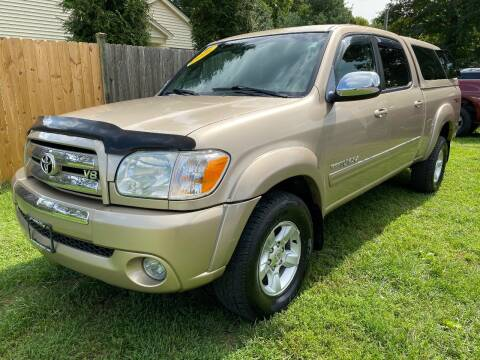 2006 Toyota Tundra for sale at ALL Motor Cars LTD in Tillson NY