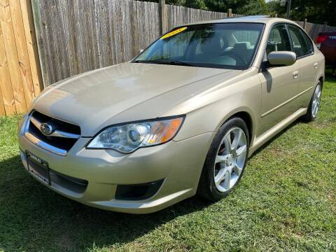 2008 Subaru Legacy for sale at ALL Motor Cars LTD in Tillson NY