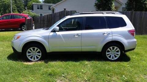 2011 Subaru Forester for sale at ALL Motor Cars LTD in Tillson NY