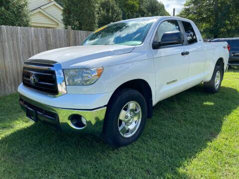 2012 Toyota Tundra for sale at ALL Motor Cars LTD in Tillson NY