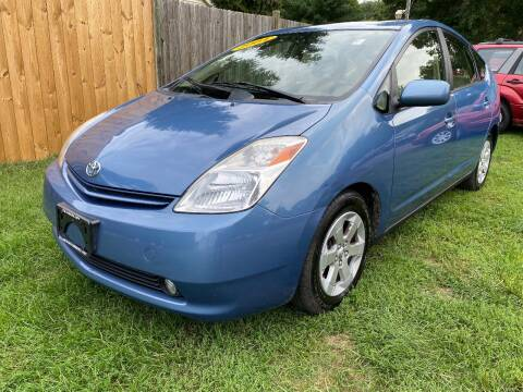 2004 Toyota Prius for sale at ALL Motor Cars LTD in Tillson NY