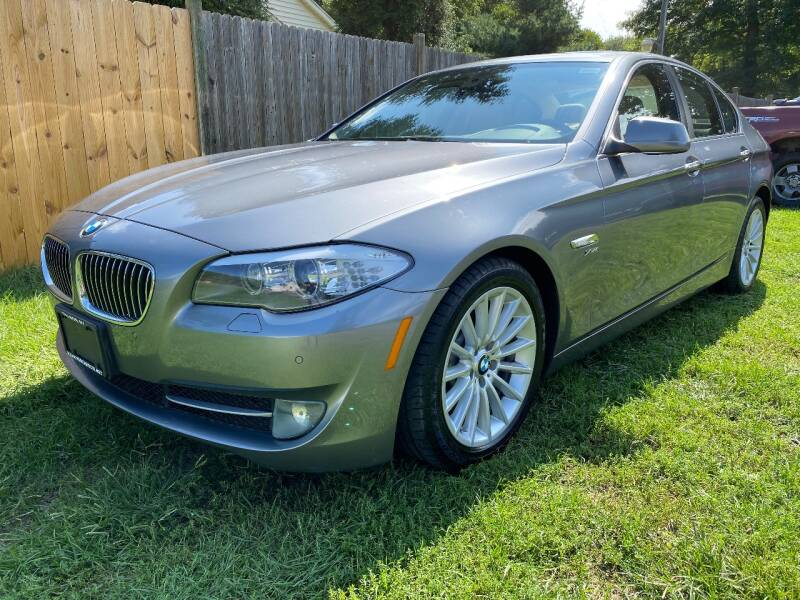 2011 BMW 5 Series for sale at ALL Motor Cars LTD in Tillson NY