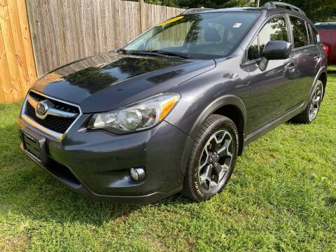 2014 Subaru XV Crosstrek for sale at ALL Motor Cars LTD in Tillson NY