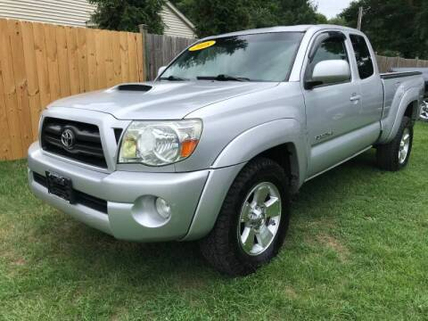2008 Toyota Tacoma for sale at ALL Motor Cars LTD in Tillson NY