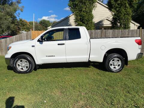 2010 Toyota Tundra for sale at ALL Motor Cars LTD in Tillson NY
