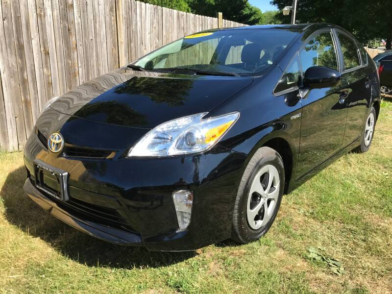 2014 Toyota Prius for sale at ALL Motor Cars LTD in Tillson NY