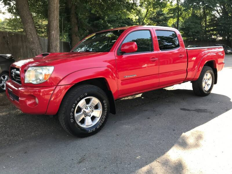 2005 Toyota Tacoma for sale at ALL Motor Cars LTD in Tillson NY