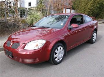 2009 Pontiac G5 for sale in Kirkland, WA