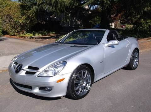 2008 Mercedes-Benz SLK for sale in Kirkland, WA