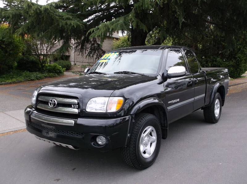 2003 Toyota Tundra For Sale At Eastside Motor Company In Kirkland WA