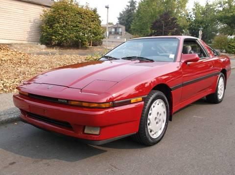 Toyota Supra For Sale in Wenatchee, WA - Carsforsale.com®