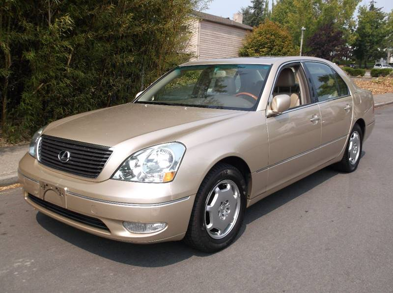 2002 Lexus LS 430 For Sale At Eastside Motor Company In Kirkland WA
