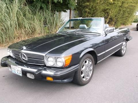 1989 Mercedes-Benz 560-Class for sale in Kirkland, WA
