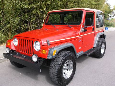 1997 Jeep Wrangler for sale in Kirkland, WA