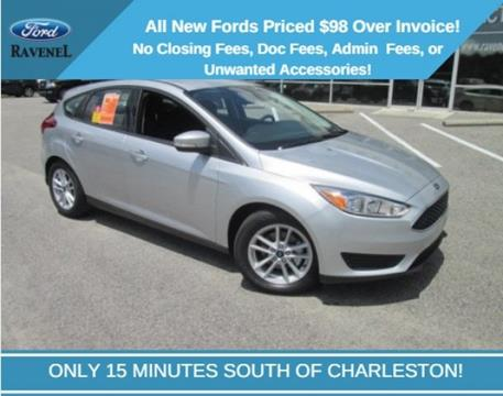 2017 Ford Focus for sale in Ravenel SC