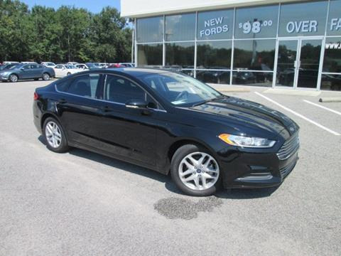 2016 Ford Fusion for sale in Ravenel SC
