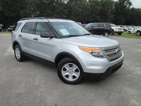 2014 Ford Explorer for sale in Ravenel, SC