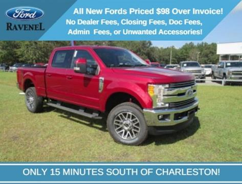2017 Ford F-250 Super Duty for sale in Ravenel SC