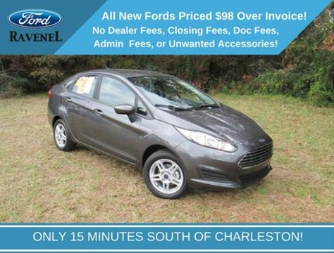 2017 Ford Fiesta for sale in Ravenel SC