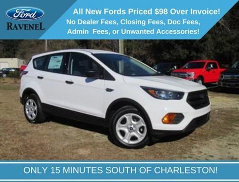 2018 Ford Escape for sale in Ravenel, SC