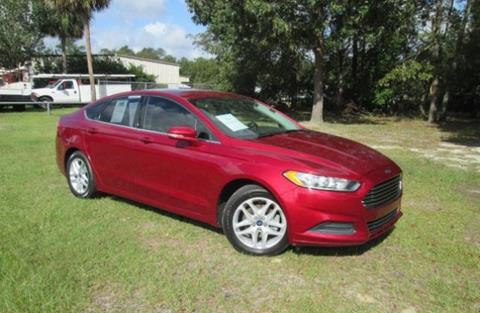 2013 Ford Fusion for sale in Ravenel SC
