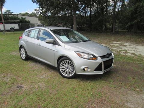 2014 Ford Focus for sale in Ravenel SC