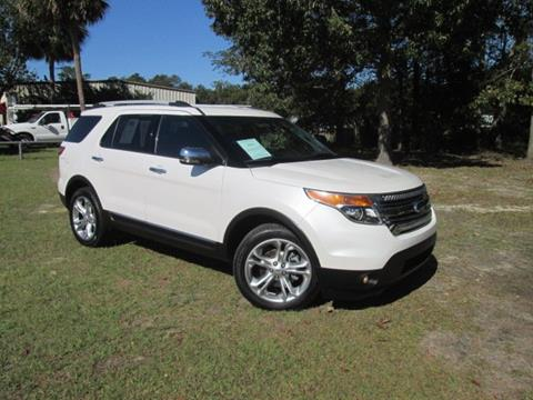 2013 Ford Explorer for sale in Ravenel, SC