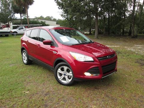 2016 Ford Escape for sale in Ravenel SC