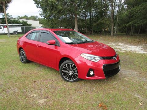 2014 Toyota Corolla for sale in Ravenel, SC