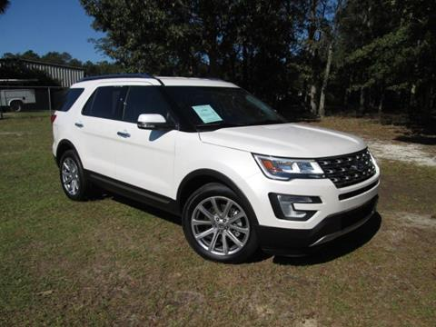 2017 Ford Explorer for sale in Ravenel SC